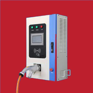 20kw Wall mounted EV Charger Img14
